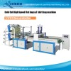 T shirt Handle Plastic Bag Making Machine