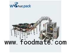 Screw Nut Bolt Packing Machine Hardware Counting Machine
