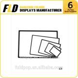 Supermarket POS Display A1 A2 A3 A4 A5 A6 Poster Frame With PVC Pocket