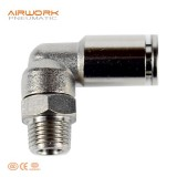 90 Degree Elbow Male Thread Brass Fitting