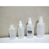 LDPE Boston Bottles With Mist Sprayers