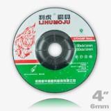 Inox Grinding Wheel