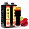 Rose Flavor Sour Plum Juice Concentrate 1.6kg Cool Fresh ISO 22000