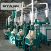 30T 50T small scale Posho Mill machine supplier