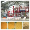 High-quality stainless steel grain milling machinery manufacturer sells 50 ton per day wheat miller