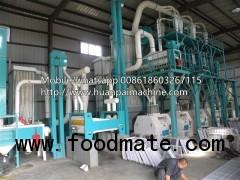 Wheat grinding mill grain flour mill machinery grain grinder machine