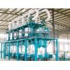 wheat maize corn grain pulverizer grinder machine  flour mill plant 30 ton per day